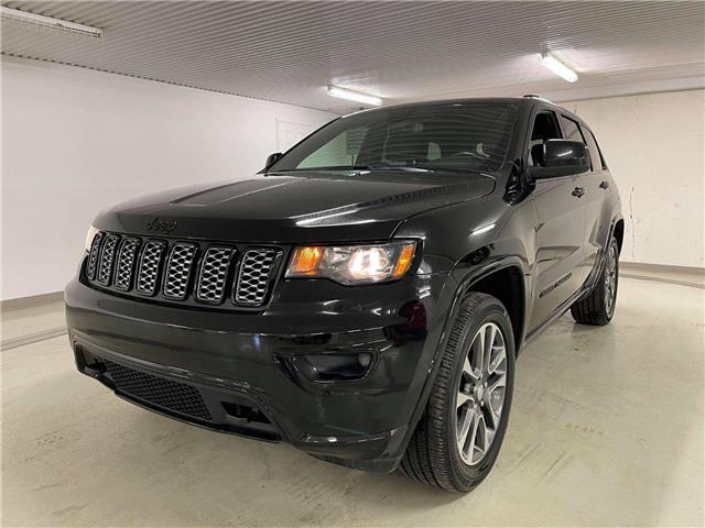 2019 Jeep Grand Cherokee Laredo 1C4RJFAGXKC542565 u0520 in Mont-Joli