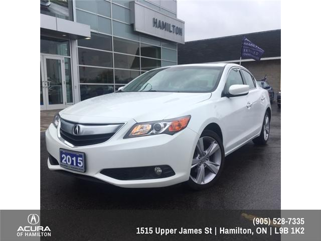 2015 Acura ILX Base (Stk: 1512350) in Hamilton - Image 1 of 20