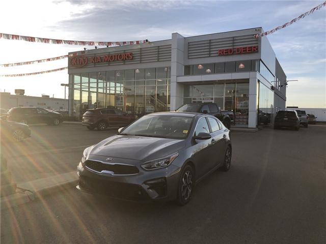 2019 Kia Forte EX (Stk: 9FT9261) in Red Deer - Image 1 of 14