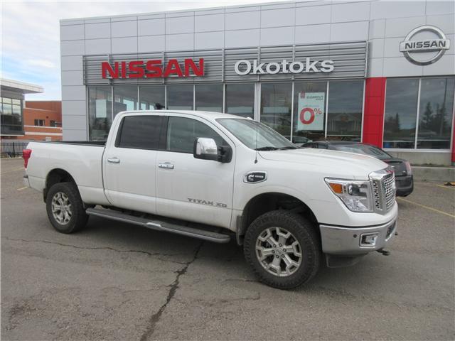 2016 Nissan Titan XD  (Stk: 4944) in Okotoks - Image 1 of 21