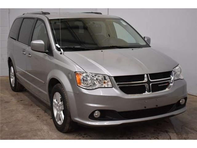 2017 Dodge Grand Caravan CREW - NAV * BACKUP CAM * DVD * HEATED SEATS (Stk: B2649) in Napanee - Image 2 of 30