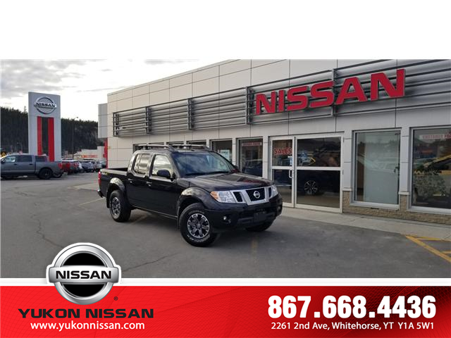 2018 Nissan Frontier PRO-4X (Stk: P1032) in Whitehorse - Image 1 of 9