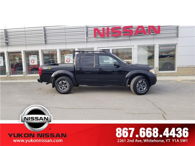 2018 Nissan Frontier PRO-4X (Stk: P1032) in Whitehorse - Image 2 of 9