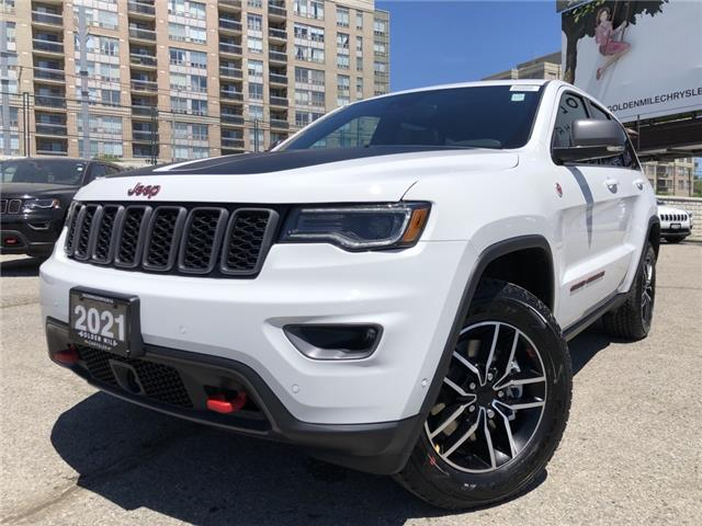 2021 Jeep Grand Cherokee Trailhawk (Stk: 21157) in North York - Image 1 of 30