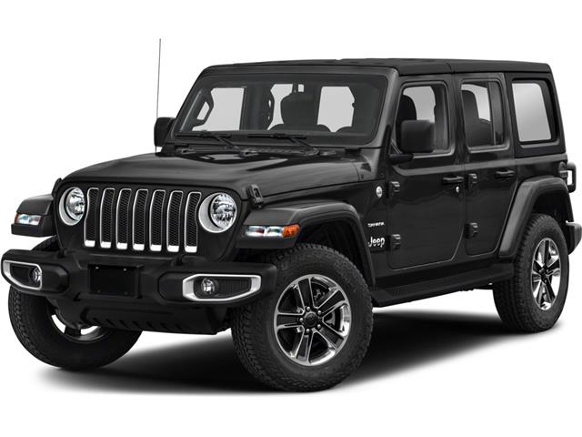 2021 Jeep Wrangler Unlimited Sahara (Stk: ) in North York - Image 1 of 1