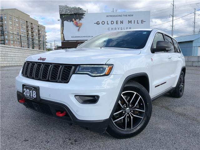 2018 Jeep Grand Cherokee Trailhawk (Stk: P5585) in North York - Image 1 of 29