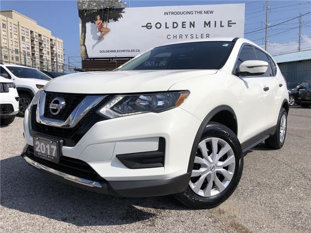 2017 Nissan Rogue SV (Stk: P5535) in North York - Image 1 of 26
