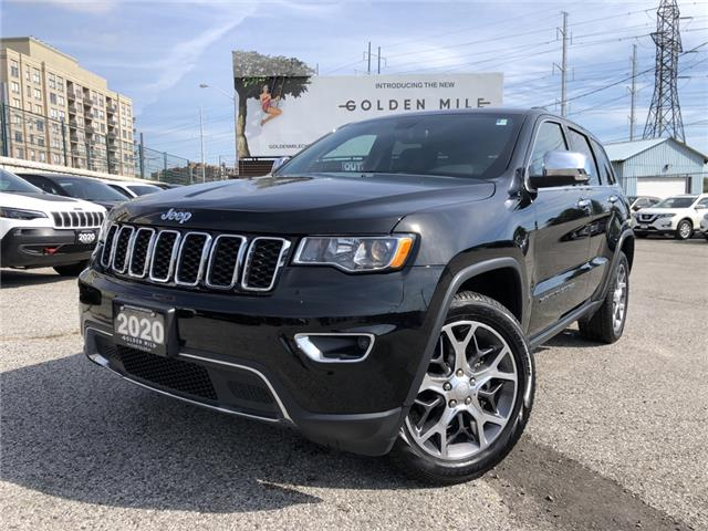 2020 Jeep Grand Cherokee Limited (Stk: P5626) in North York - Image 1 of 31