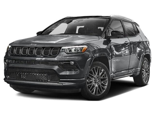 2022 Jeep Compass Trailhawk (Stk: ) in North York - Image 1 of 2
