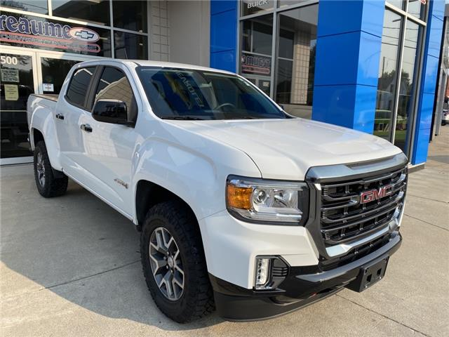 2021 GMC Canyon AT4 w/Cloth (Stk: L-4625) in LaSalle - Image 1 of 19