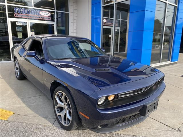 2016 Dodge Challenger R/T (Stk: P-4665A) in LaSalle - Image 1 of 24