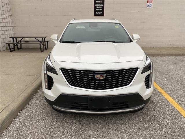 2019 Cadillac XT4 Premium Luxury (Stk: 21-0788A) in LaSalle - Image 1 of 24