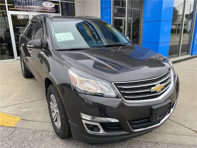 2017 Chevrolet Traverse 2LT (Stk: 22-0038A) in LaSalle - Image 1 of 25