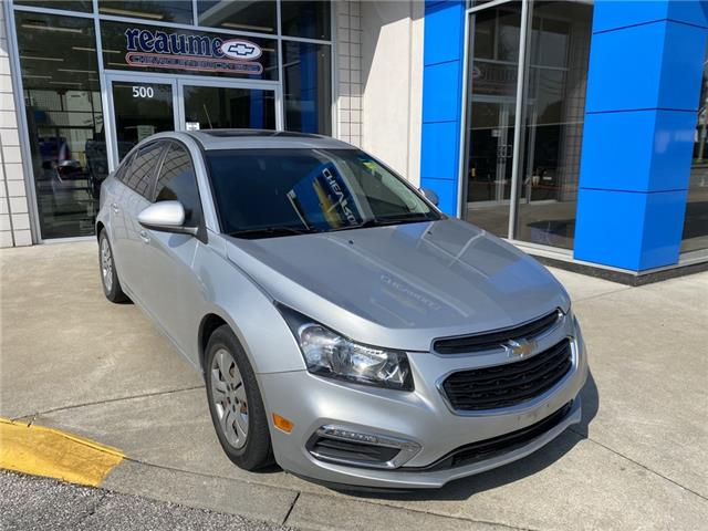 2016 Chevrolet Cruze Limited 1LT (Stk: P-4734A) in LaSalle - Image 1 of 24