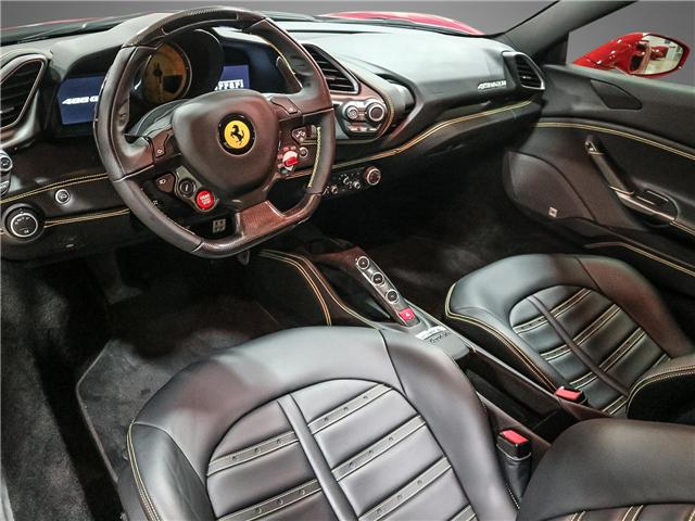 2018 Ferrari 488 GTB Base (Stk: U4161) in Vaughan - Image 10 of 29