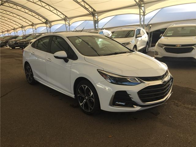 2019 Chevrolet Cruze LT (Stk: 168639) in AIRDRIE - Image 1 of 20