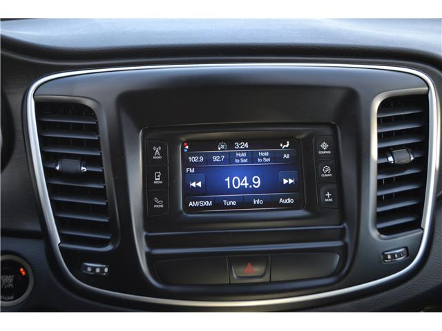 2015 Chrysler 200 Limited (Stk: CC2509) in Regina - Image 12 of 14