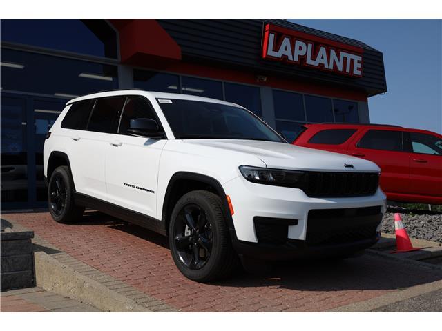 2021 Jeep Grand Cherokee L Laredo (Stk: 21190) in Embrun - Image 1 of 27