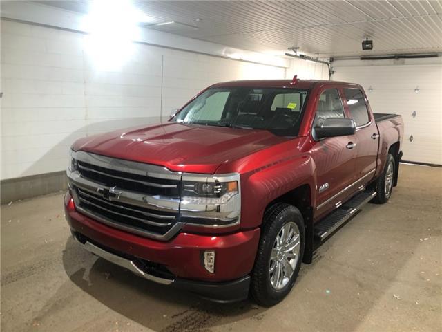 2018 Chevrolet Silverado 1500 High Country (Stk: 2138121) in Regina - Image 1 of 30