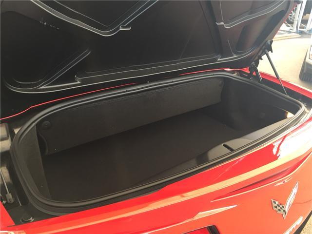 2019 Chevrolet Corvette Stingray Z51 (Stk: 167762) in AIRDRIE - Image 7 of 20