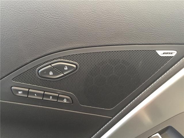 2019 Chevrolet Corvette Stingray Z51 (Stk: 167762) in AIRDRIE - Image 11 of 20