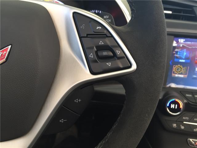2019 Chevrolet Corvette Stingray Z51 (Stk: 167762) in AIRDRIE - Image 17 of 20