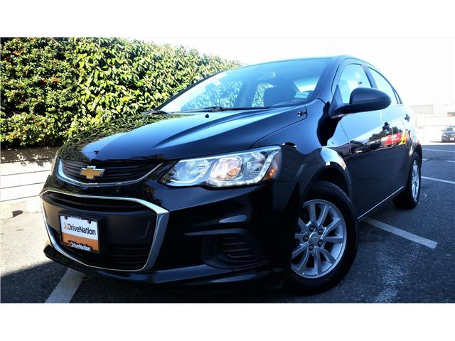 2017 Chevrolet Sonic LT Auto (Stk: G0066) in Abbotsford - Image 1 of 17