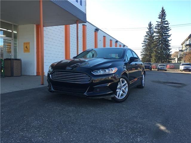 2015 Ford Fusion SE (Stk: F185) in Saskatoon - Image 1 of 19