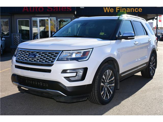 2016 Ford Explorer Platinum (Stk: P35671) in Saskatoon - Image 2 of 30