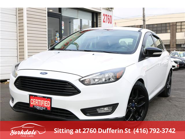 2016 Ford Focus SE (Stk: Y2 4992) in North York - Image 1 of 23