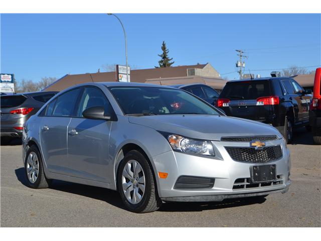2013 Chevrolet Cruze LS (Stk: CC2508) in Regina - Image 1 of 12