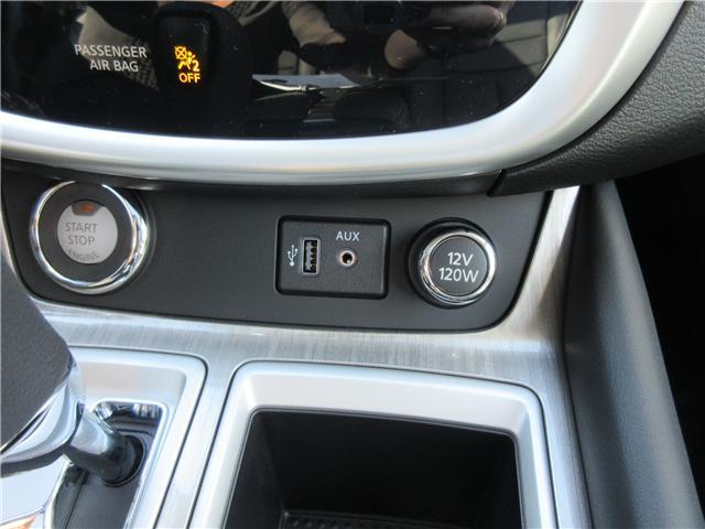 2018 Nissan Murano SL (Stk: 7916) in Okotoks - Image 12 of 26