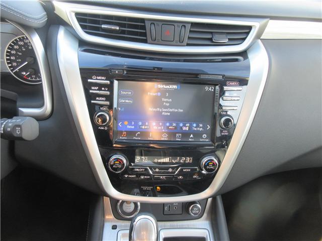 2018 Nissan Murano SL (Stk: 7916) in Okotoks - Image 9 of 26
