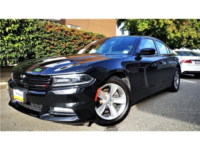 2017 Dodge Charger SXT (Stk: G0067) in Abbotsford - Image 1 of 18