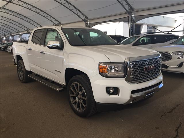 2019 GMC Canyon Denali (Stk: 168965) in AIRDRIE - Image 1 of 19