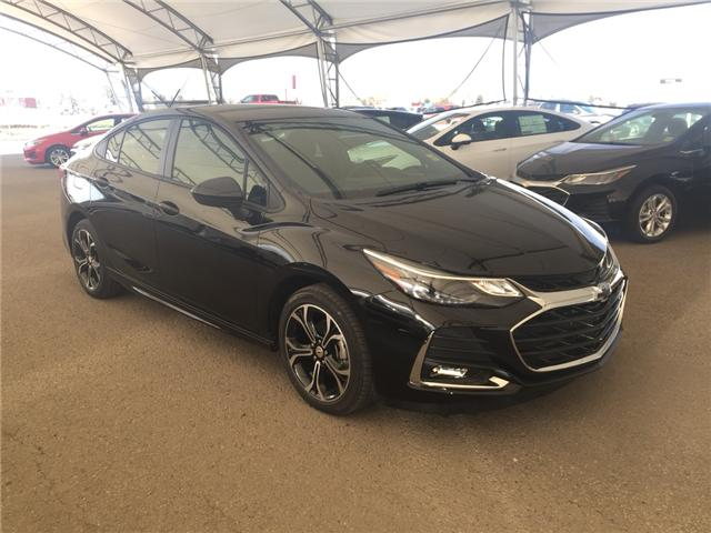 2019 Chevrolet Cruze LT (Stk: 168889) in AIRDRIE - Image 1 of 21