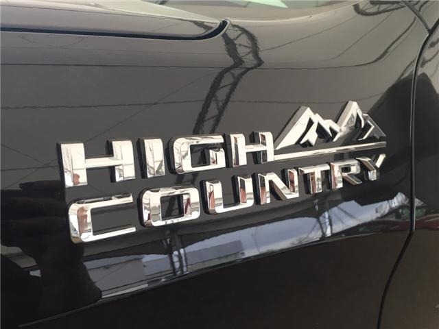 2019 Chevrolet Silverado 1500 High Country (Stk: 168894) in AIRDRIE - Image 9 of 28