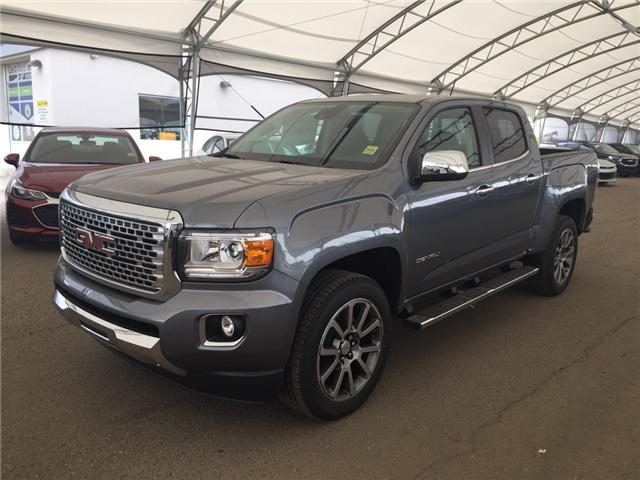 2019 GMC Canyon Denali (Stk: 168768) in AIRDRIE - Image 3 of 19