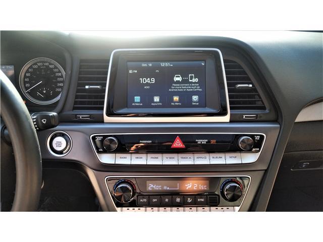 2018 Hyundai Sonata 2.4 Sport (Stk: G0068) in Abbotsford - Image 15 of 20