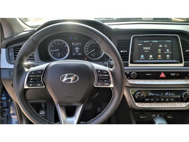 2018 Hyundai Sonata 2.4 Sport (Stk: G0068) in Abbotsford - Image 10 of 20
