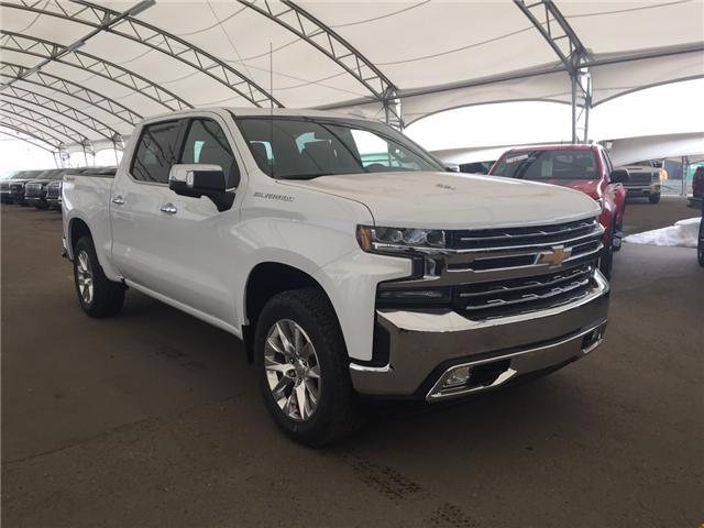 2019 Chevrolet Silverado 1500 LTZ (Stk: 169000) in AIRDRIE - Image 1 of 22