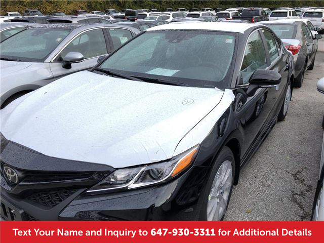 2019 Toyota Camry SE (Stk: K4154) in Mississauga - Image 1 of 14