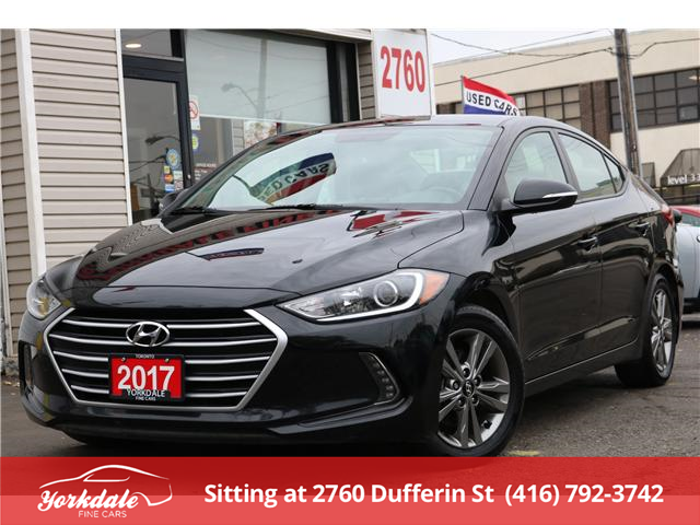 2017 Hyundai Elantra GL (Stk: Y2 8992) in North York - Image 1 of 25