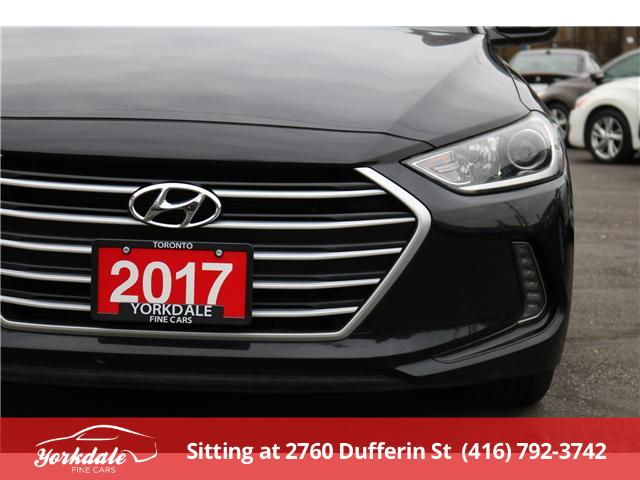 2017 Hyundai Elantra GL (Stk: Y2 8992) in North York - Image 24 of 25