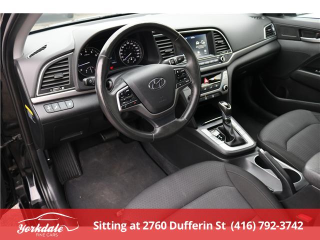 2017 Hyundai Elantra GL (Stk: Y2 8992) in North York - Image 12 of 25