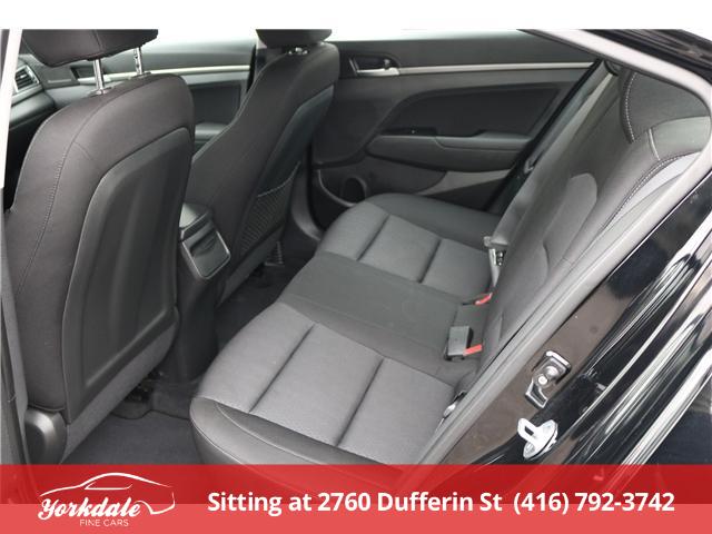 2017 Hyundai Elantra GL (Stk: Y2 8992) in North York - Image 20 of 25