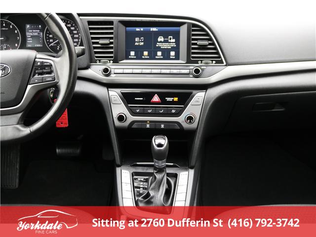 2017 Hyundai Elantra GL (Stk: Y2 8992) in North York - Image 17 of 25