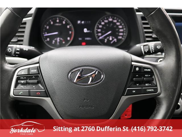 2017 Hyundai Elantra GL (Stk: Y2 8992) in North York - Image 15 of 25