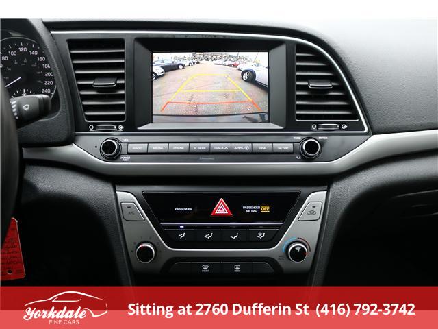2017 Hyundai Elantra GL (Stk: Y2 8992) in North York - Image 18 of 25
