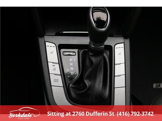 2017 Hyundai Elantra GL (Stk: Y2 8992) in North York - Image 19 of 25